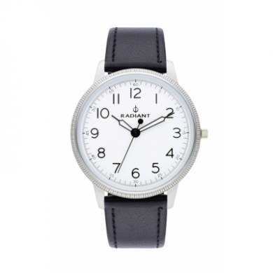 Man Watch Radiant Silver / Gray Other