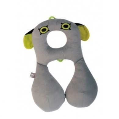 Cervical Pillow Friends Travel Dog (4-8 Years)