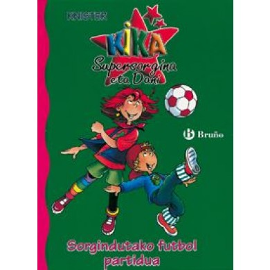 Football match enchanted - Knister