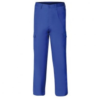 Work Trousers Blue 48