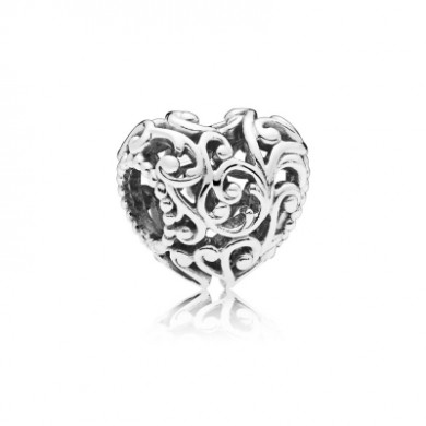 Pandora Silver Charm Women 797,672 797,672 This Pandora Charm geared for women, it is silver, silver.